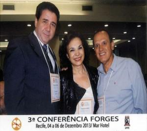 UNIARAXÁ participa de Conferência sobre Educação em Pernambuco