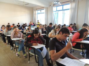 UNIARAXÁ realiza processo seletivo para 537 candidatos
