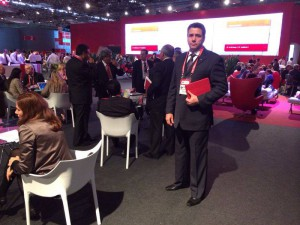 Reitor Válter Gomes participa de III Encontro Internacional de Reitores Universia