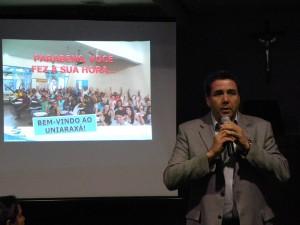 UNIARAXÁ lança projetos importantes e celebra convênios na próxima semana