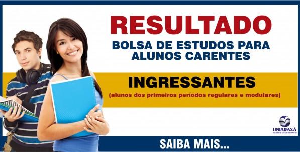 Bolsa de Estudos 16/09