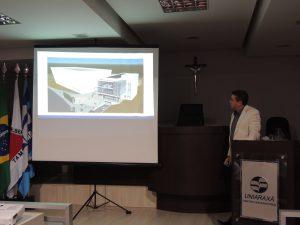 UNIARAXÁ recebe autoridades e lança projeto do Centro Cultural
