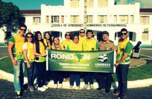Projeto Rondon 2014 2