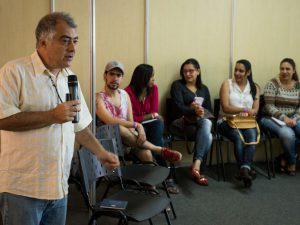 UNIARAXÁ marca presença com alunos e professores durante o Fliaraxá
