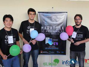 Alunos de Sistemas de Informação do UNIARAXÁ são campeões em maratona regional