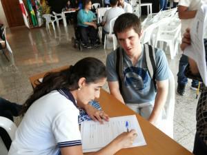 UNIARAXÁ participa de Dia Nacional da Contratação da Pessoa com Deficiência
