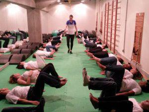 Alunos do Curso de Fisioterapia do UNIARAXÁ realizam visitas técnicas em BH