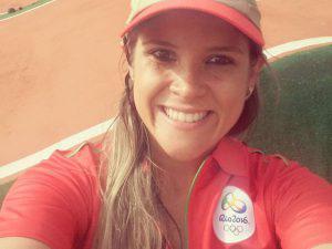 Fisioterapeuta formada no UNIARAXÁ é voluntária nos Jogos Olímpicos 2016