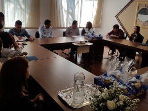 UNIARAXÁ recebe parceiros para efetivar Educação a Distância