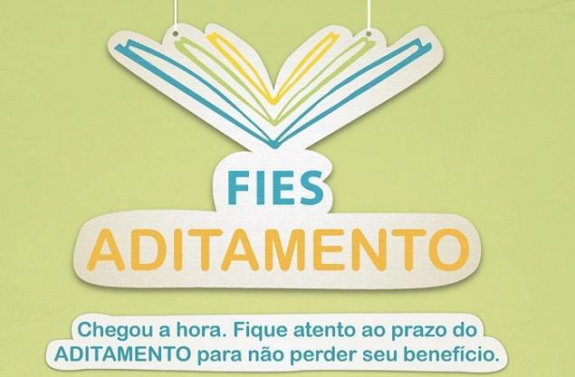 Estudantes têm até 31 de outubro para fazer a renovação do FIES