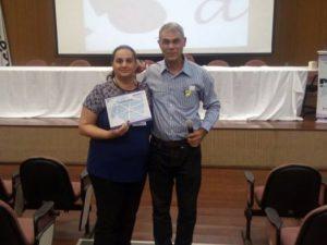 Curso de Fisioterapia do UNIARAXÁ recebe Menção Honrosa em evento científico