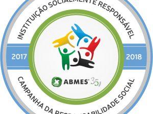 """UNIARAXÁ renova mais uma vez o """"Selo Instituição Socialmente Responsável"""""""
