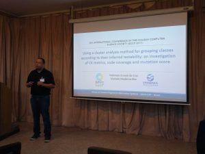 Professor do UNIARAXÁ participa de conferência sobre tecnologia no Chile