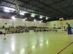 UNIARAXÁ recebe Campeonato Estadual de Vôlei Sub-15 e Araxá está na final