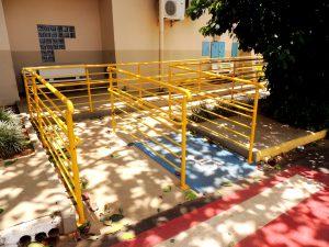 Inclusão e Acessibilidade no UNIARAXÁ