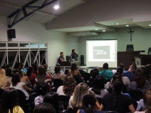 Distrofia Muscular de DUCHENNE é tema de palestra no UNIARAXÁ