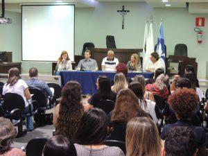 UNIARAXÁ na Luta Antimanicomial e Contra a Violência Sexual