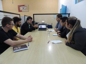 Empresa Júnior trabalha em prol da integração de Cursos com a Comunidade