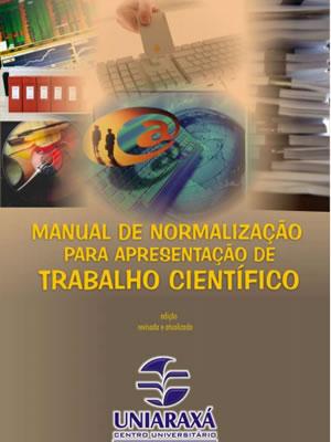 Manual – Manual de Normalização