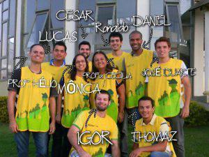 Alunos preparam-se para participar de mais uma edição do Projeto Rondon
