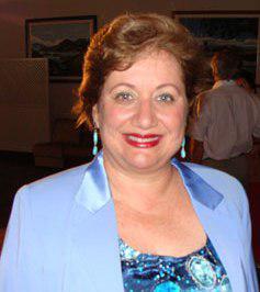 Dra. Lídia Maria de Oliveira Jordão Rocha da Cunha