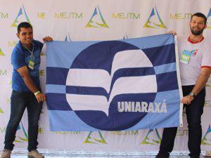 Empresa Junior do UNIARAXÁ participa de evento em Uberlândia