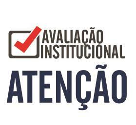 Avaliação Institucional será em outubro