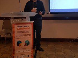 Professor do UNIARAXÁ participa de Simpósio de Realidade Virtual e Aumentada