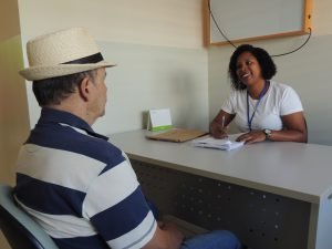 UNIARAXÁ desenvolve ações de promoção à saúde para a comunidade