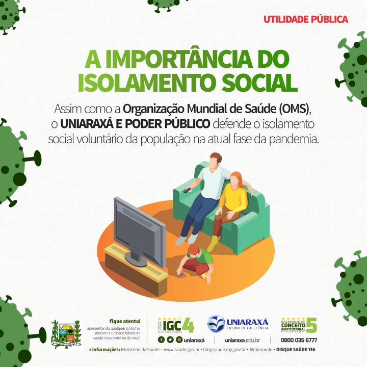 Acessando Uniaraxa Virtual